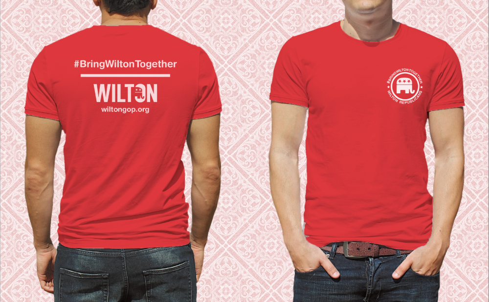 Wilton Republican Town Committee – T-Shirt