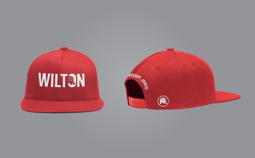 Wilton Republican Town Committee – Hat