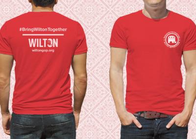 Wilton Republican Town Committee – T-Shirt
